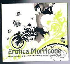 ENNIO MORRICONE EROTICA  CD DIGIPACK COME NUOVO!!!