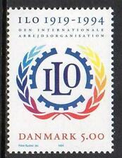 Denmark MNH 1994 The 75th Anniversary of ILO