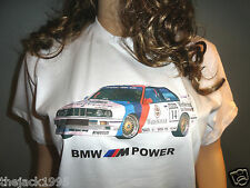 Super BMW M3 E 30  DTM -T-Shirt-Gr. 164 -5XL..... Günstig!