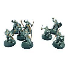 Warhammer LOTR / Le seigneur des anneaux - 8 Minas Tirith troops