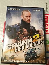 Crank 2 High Voltage (DVD, Widescreen and Full screen 2009)