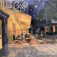 2021 Wall Calendar Van Gogh 12