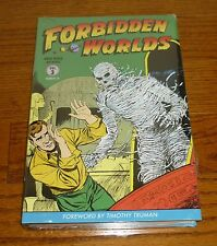 Forbidden Worlds Archives Volume 3, SEALED, Dark Horse hardcover, ACG Comics