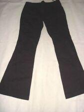 ASOS Black Regular Size Trousers for Women