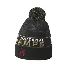 NIKE Alabama Crimson Tide College Football Playoff 2017 National Champions Black