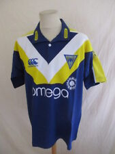 Rare maillot de rugby XIII vintage WARRINGTON WOLVES Taille L