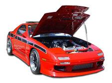 86-91 Mazda RX-7 Duraflex GP-1 Front Bumper 1pc Body Kit 100725