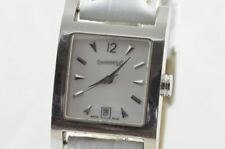 Eberhard & Co Women's Watch Steel Gingi Up-To-Date 61007 Vintage 25MM Quartz