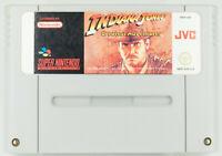 Super Nintendo *Indiana Jones Greatest Adventures* SNES Modul #2