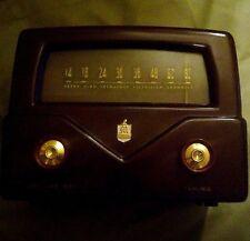 Antique Vintage Tube Radio Television TV Mallory TV-101 UHF Converter