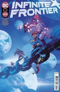 INFINITE FRONTIER #5 (OF 6) COVER A MITCH GERADS DC COMICS 2021 EB50