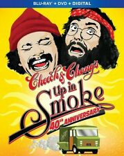 Up in Smoke (Cheech and Chong's) (2 Disc, + DVD, 40th Anniversary) BLU-RAY NEW