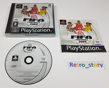 Sony Playstation PS1 FIFA 2004 PAL