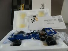 RARE EXOTO Tyrrell Ford 003 n.12 - scale 1:18