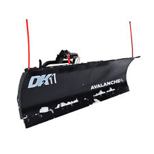 Dk2 Avalanche Universal Snow Plow Kit 82 x 19 x 2 Inch Receiver Mount(For Parts)