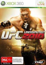 UFC Undisputed 2010 *NEW & SEALED* Xbox 360