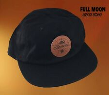 New ELEMENT Leather Mountain Mens Snapback Cap Hat