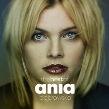 Dabrowska Ania THE BEST OF CD POLISH Shipping Worldwide