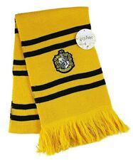 Harry Potter Écharpe Poufsouffle Version Jaune Original Officiel WARNER BROS