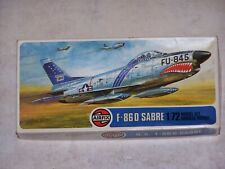 AIRFIX 1/72ème N.A.  F-86 D SABRE