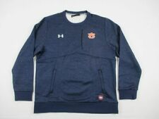 NEW Under Armour Auburn Tigers - Men's Navy Blue Sweatshirt (L)