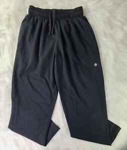 Chef Works Own The Kitchen Black Pants Resturant Uniform Pants Size M