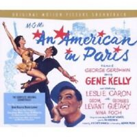 GEORGE GERSHWIN - AN AMERICAN IN PARIS-2 CD 47 TRACKS CLASSIC-POP CROSSOVER NEW