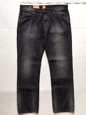 Hugo BOSS Orange Regular-Fit Jeans. Size 36/32