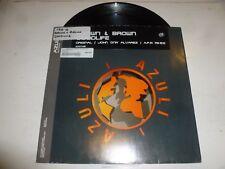 "BROWN & BROWN - Goodlife - 2001 UK AZULI 3-track 12"" Vinyl Single"
