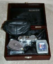 Minox Digital Classic Camera Leica M3 5.0 Miniature Unique - UNUSED IN BOX