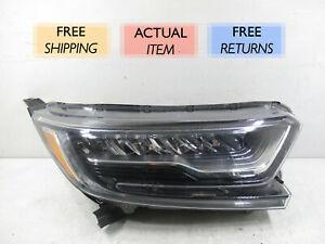 GENUINE OEM | 2017 - 2019 Honda CR-V FULL LED Headlight (Right/Passenger)