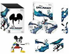 Disney Epic Mickey Collector''s Edition WII New Nintendo Wii