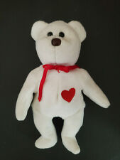 Ty Beanie Babies Valentino the Bear w/o Hang Tag (TY80)