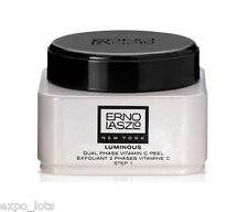 ERNO LASZLO LUMINOUS Dual Phase Vitamin C Peel Exfoliant * STEP 1 * 1.7 fl oz
