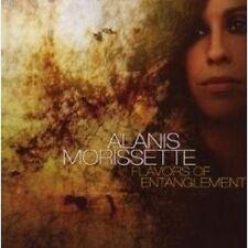 """ALANIS MORISETTE """"FLAVORS OF ENTANGLEMENT"""" CD NEU"""