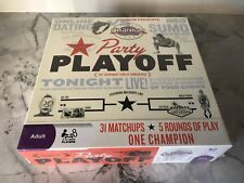 CRANIUM - PARTY PLAYOFF (TOURNAMENT GAME OF COMPARISONS) - BRAND NEW