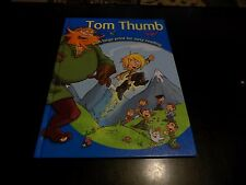 Tom Thumb(with large print for easy reading)Hardcover,2003