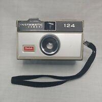 Vintage Kodak Instamatic Camera 124 Sold As Is