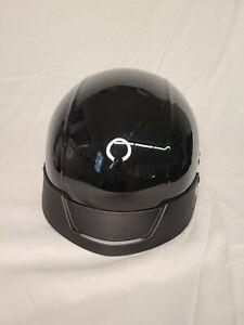 GMAX HH-75 Half Helmet (SZ 2X-Large, Black)