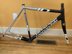 2013 Cannondale CAAD 10 56 cm Frameset Black and Silver