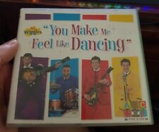 The Wiggles - You Make Me Feel Like Dancing - MUSIC CD - FREE POST *