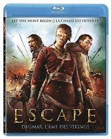 ESCAPE / DAGMAR L 'AME DES VIKINGS Blu-ray / New  (VG-200435BRD / VG-209)