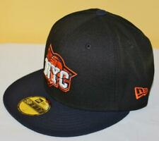 NWT New York Knicks 59Fifty New Era Fitted Two Tone Baseball Hat Cap NBA *H5
