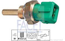 FACET Sensor temp. refrigerante OPEL FRONTERA FORD BMW Serie 3 5 FIAT 7.3147