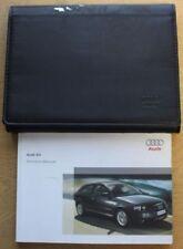 A3 2007 Car Owner & Operator Manuals