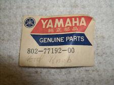 Yamaha OEM NOS latch grip handle 802-77192-00 SL351  #2107