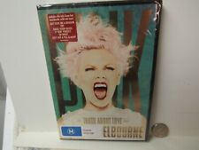Vtg. 2013 PINK The Truth About Love Tour Melbourne DVD New Sealed