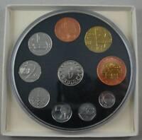 CZECH REPUBLIC 9 Coins 1994 Mint Set KM MS2