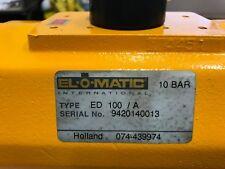 El-O-Matic ED 100/A Acting Pneumatic Valve Actuator (A8)