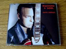 CD Single: Gary Numan : Machine + Soul